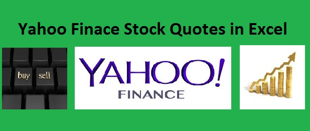 auto-import-stock-quotes-from-yahoo-finance-with-excel-vba