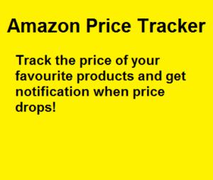 amazon price alert tracker